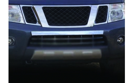 Хром накладки Nissan Navara/Pathfinder