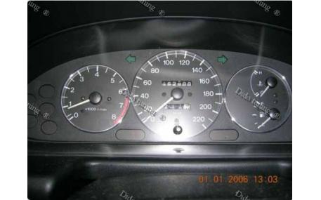 Кольца в щиток приборов Mazda 323C BA