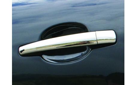Хром накладки Peugeot 407