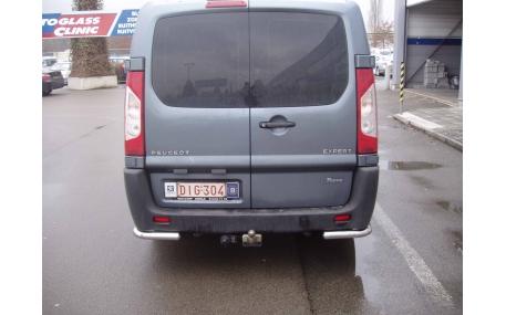 Защита задняя Peugeot Expert