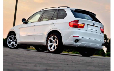 Накладка задняя BMW X5 E70