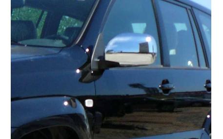 Хром накладки Lexus GX470