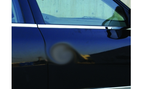 Хром накладки Volkswagen Sharan