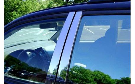 Хром накладки Volkswagen Touran