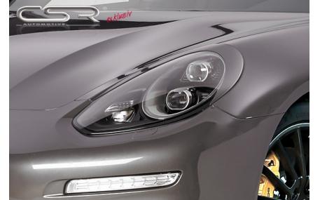 Ресницы Porsche Panamera