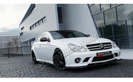 Бампер передний Mercedes CLS-class W219