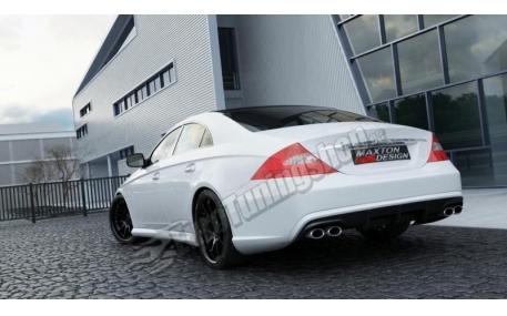 Бампер задний Mercedes CLS-class W219