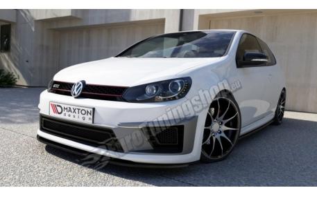 Бампер передний Volkswagen Golf 6