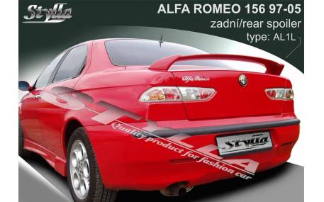 Спойлер Alfa Romeo 156