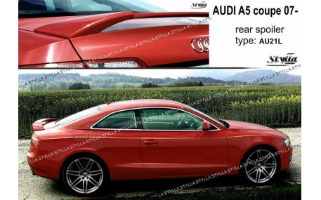 Спойлер AUDI A5 Coupe
