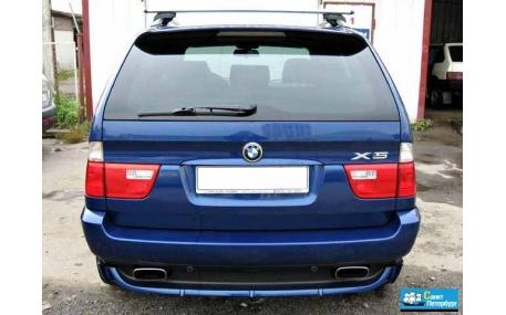 Накладка задняя BMW X5 E53