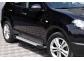 Подножки Audi Q7