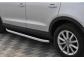 Подножки Renault Captur