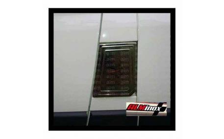 Хром накладки Citroen Jumper