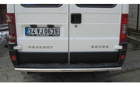 Защита задняя Peugeot Boxer