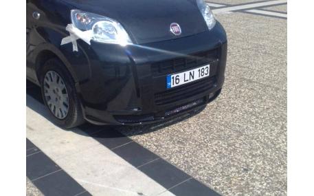 Накладка передняя Peugeot Bipper