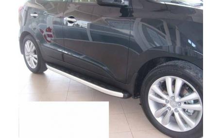 Подножки Mazda CX-3