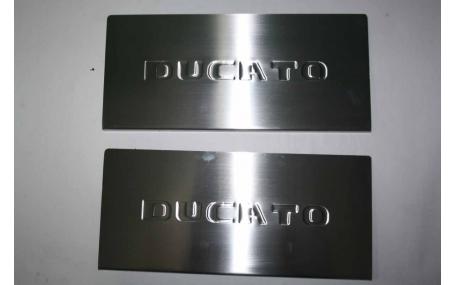 Накладки на пороги Fiat Ducato