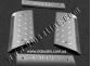 Накладки на пороги Fiat Doblo