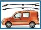 Рейлинги Fiat Doblo