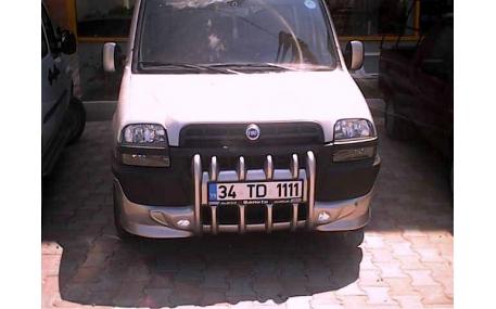 Накладка передняя Fiat Doblo