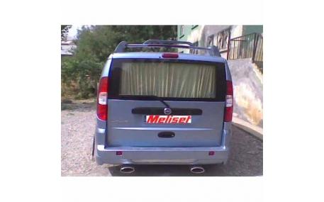 Накладка задняя Fiat Doblo