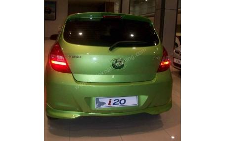 Накладка задняя Hyundai i20