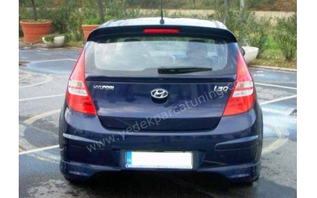 Накладка задняя Hyundai i30