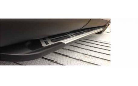 Подножки Nissan Patrol Y62
