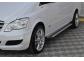 Подножки Opel Mokka