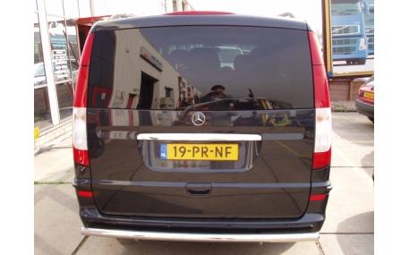 Защита задняя Mercedes Vito W639