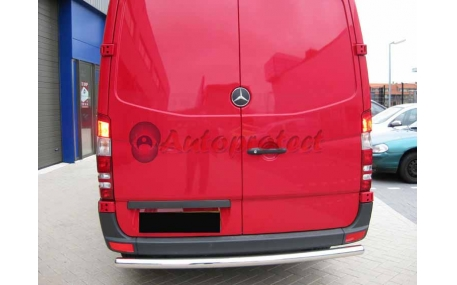 Защита задняя Volkswagen Crafter