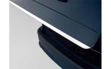 Хром накладки Nissan Note