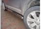 Подножки Mitsubishi Pajero Wagon
