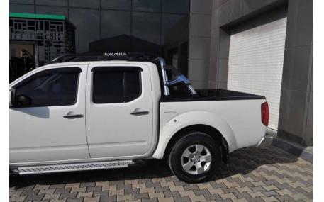 Подножки Nissan Navara