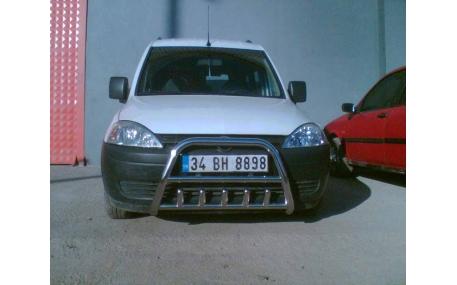 Защита передняя Opel Combo C