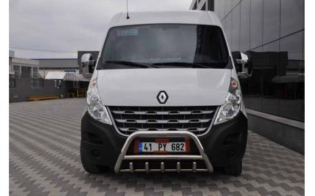 Защита передняя Renault Master