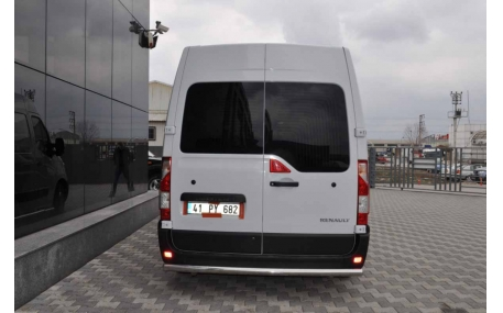Защита задняя Opel Movano