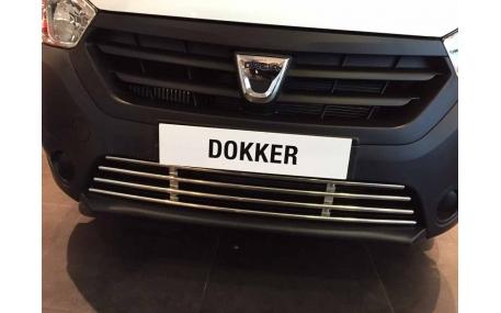 Хром накладки Renault Dokker