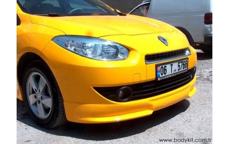 Накладка передняя Renault Fluence