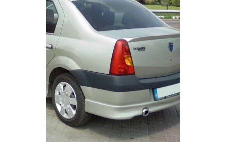 Накладка задняя Renault Logan
