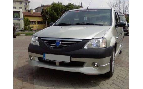 Накладка передняя Renault Logan