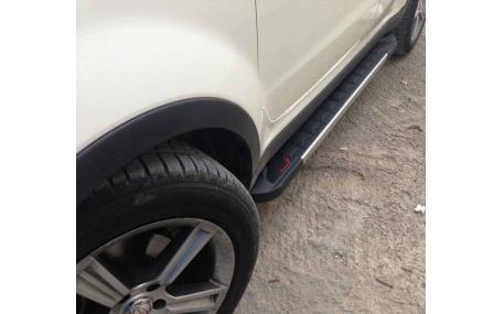 Подножки Toyota Highlander