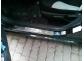 Накладки на пороги Toyota Corolla