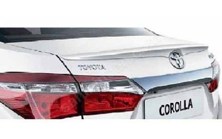 Спойлер Toyota Corolla