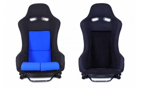 Сиденья MONZA GTR Welur Black/Blue