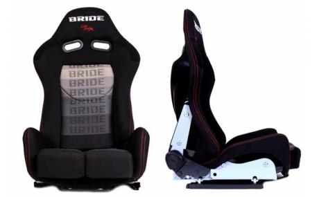 Сиденья LOW MAX K608 Black