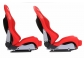 Сиденья LOW MAX K608 RED
