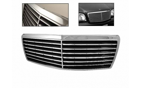 Решетка радиатора Mercedes S-class W140