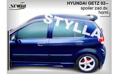 Спойлер Hyundai Getz